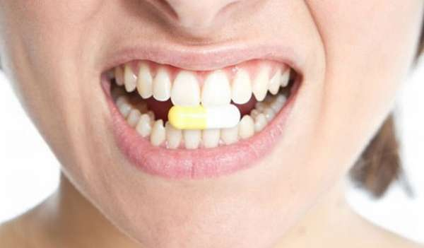 капсула зубы