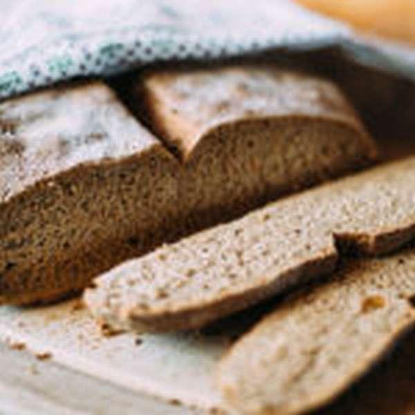 цельно зерновой хлеб