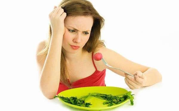 Чем вредны диеты