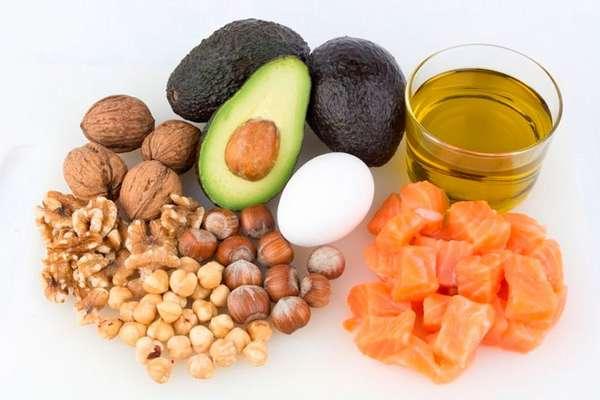 Таблица с рецептами меню правильного питания для похудения на неделю