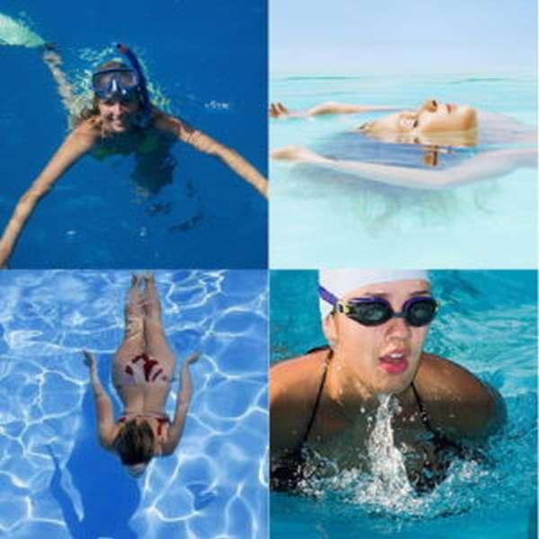 Правильное плавание