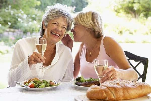 Реальные способы похудения для женщин после 50 и 55 лет.