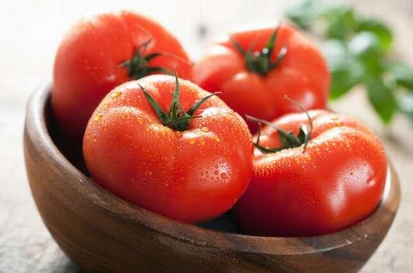 Разгрузочный день на томатах