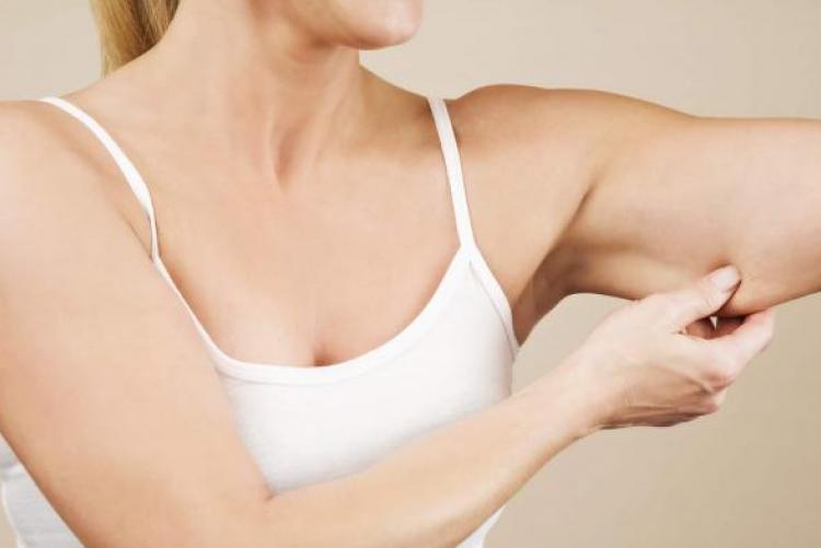 Массаж рук для похудения