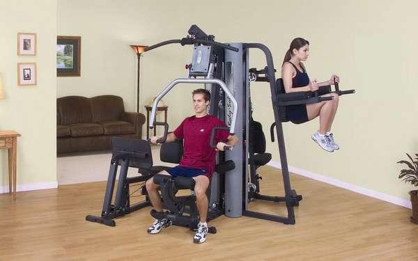 Преимущества тренировки на тренажерах в домашних условиях