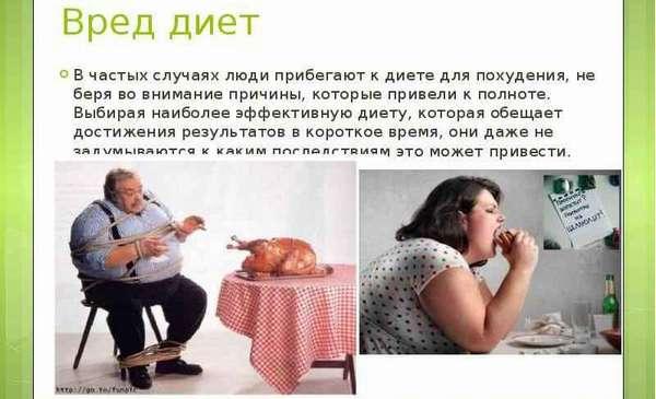 Минусы диеты 7 лепестков