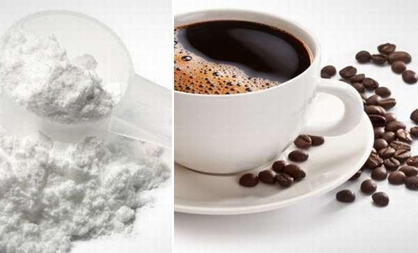 Совместимость креатина и кофе