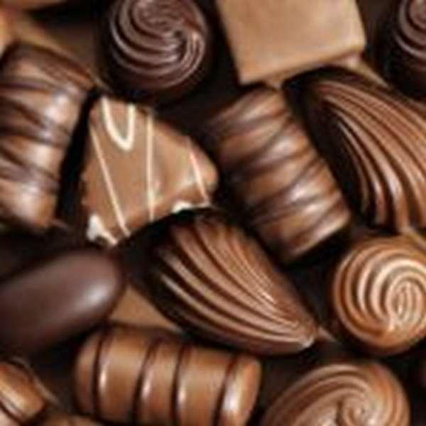 Шоколадная продукци