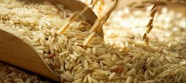 Разгрузочный день на буром рисе