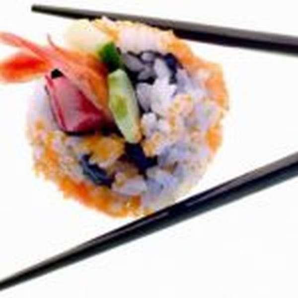 Японская суши-диета