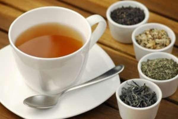 Травяные чаи и настои