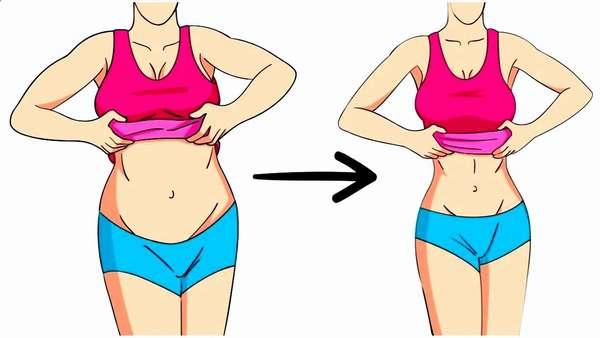 лайфхаки для похудения