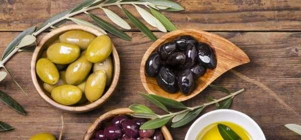 Диета на оливках