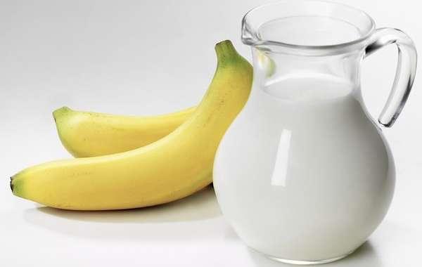 Кефирно-банановая перезагрузка организма