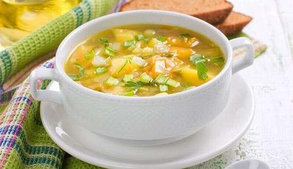 Овощной суп от Малышевой