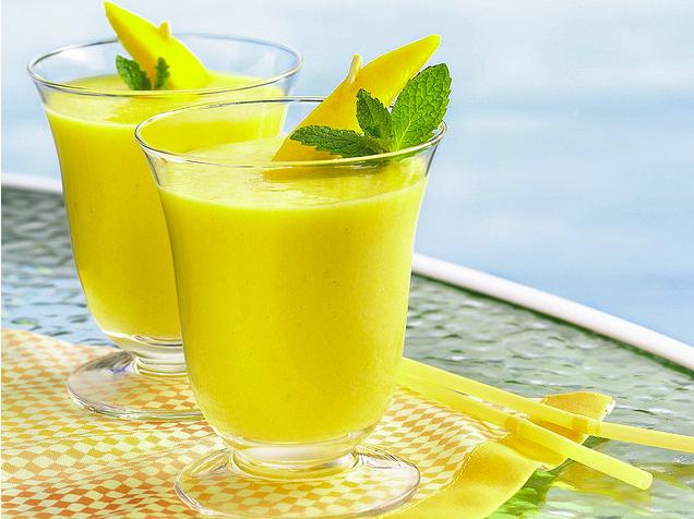 Протеиновый напиток с лимоном