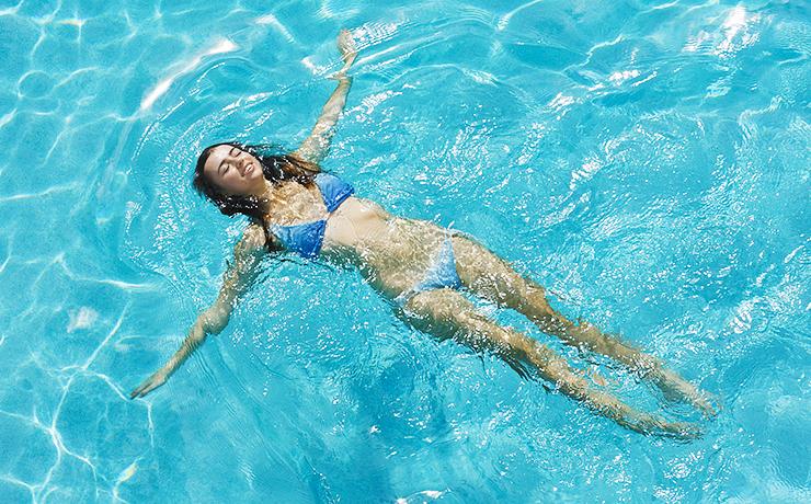 Польза плавания для похудения