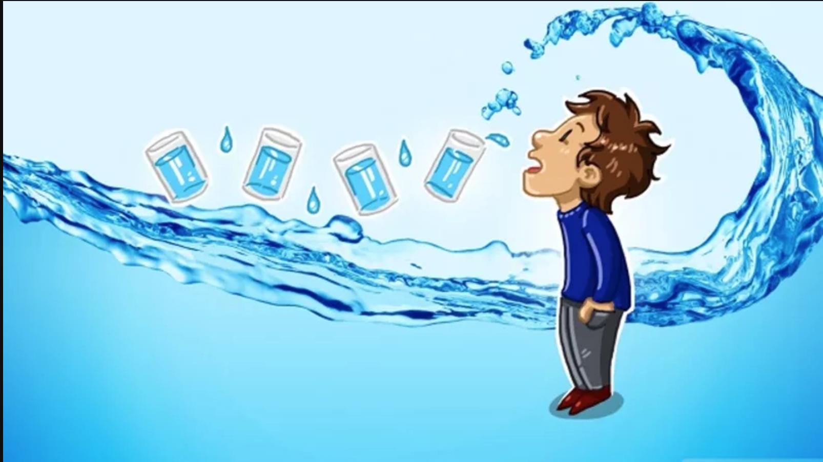 Контролирование водного баланса
