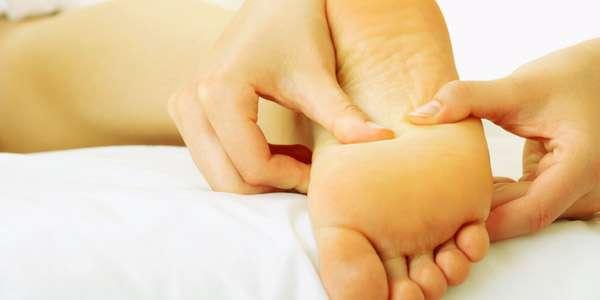 массаж ступни ребенку