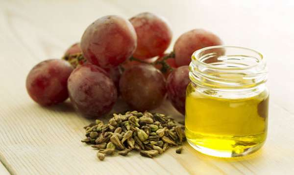 косточки виноградного масла