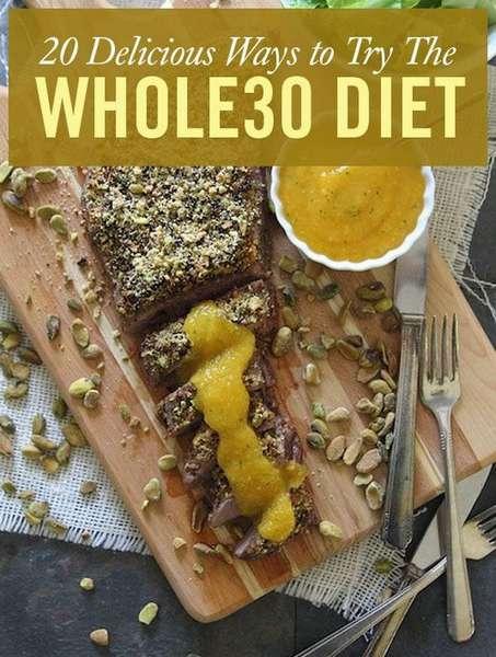 Система цельного питания Whole-30, фото