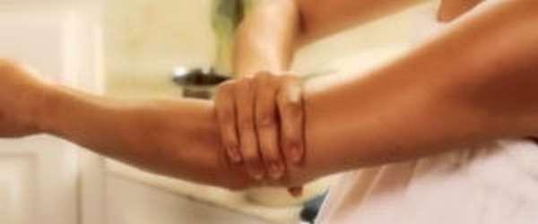 Самомассаж для рук для похудения