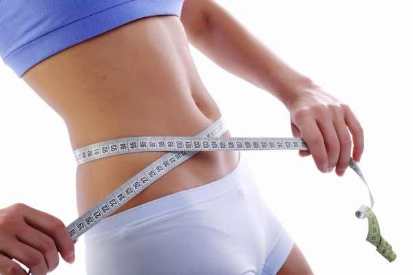 Вес снижается