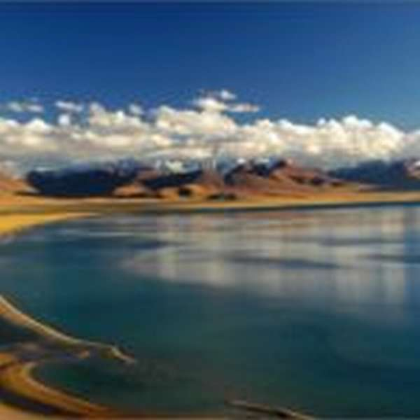 ОзероЧинхай