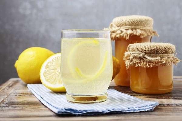 Медово-лимонная диета