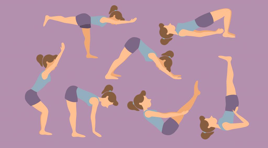 Йога-комплекс от целлюлита