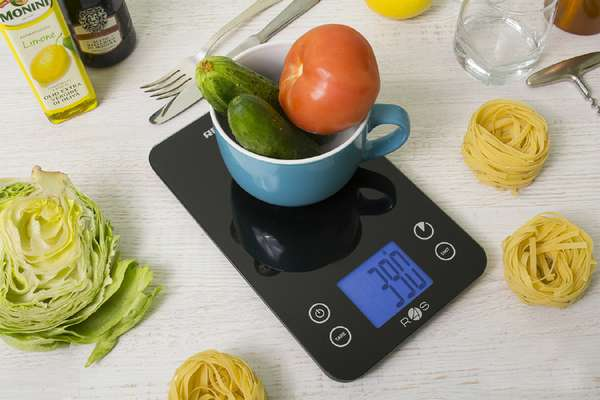 Рассчитывать калорийность принятой порции