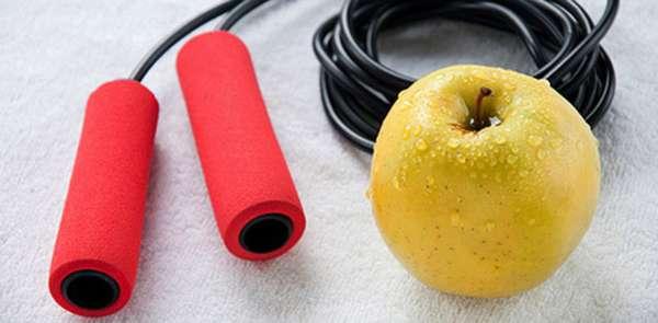 скакалка для похудения боремся с весом