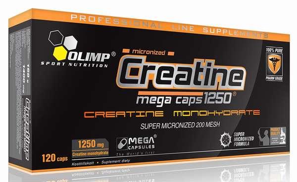 creatine 1250 mega caps olimp