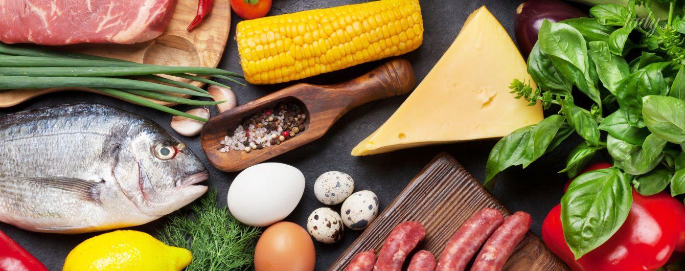 Что значит раздельное питание