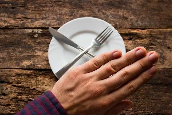 Полный отказ как от пищи
