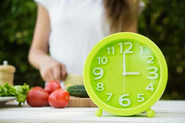 Соблюдение режима питания