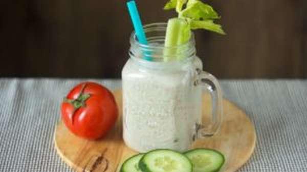 Смузи для похудения в блендере – рецепты с фото