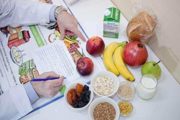 Ведите наблюдения за своим пищевым рационом