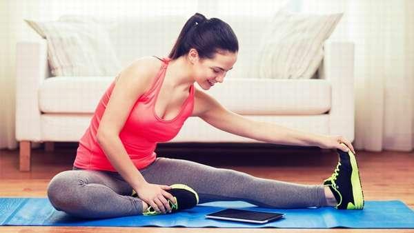Зарядка для похудения в домашних условиях для начинающих