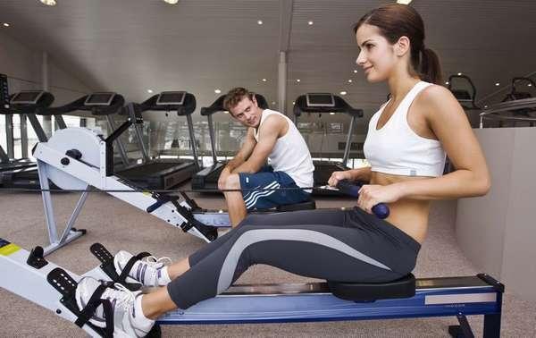 Комплекс упражнений для выполнения в спортивном зале