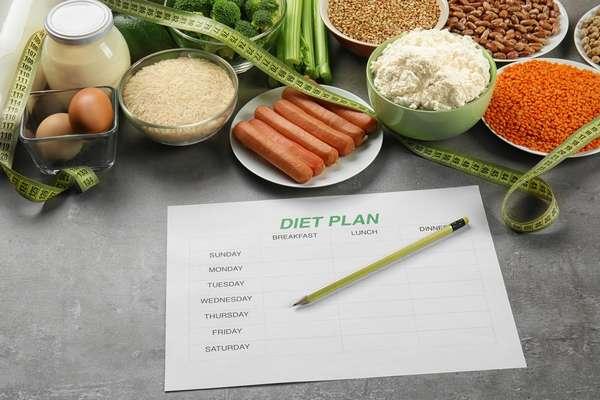 Особенности диеты Дикуля для похудения