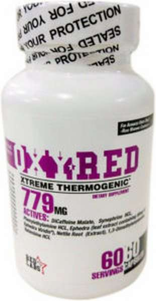 Oxy Red Xtreme Thermogenic