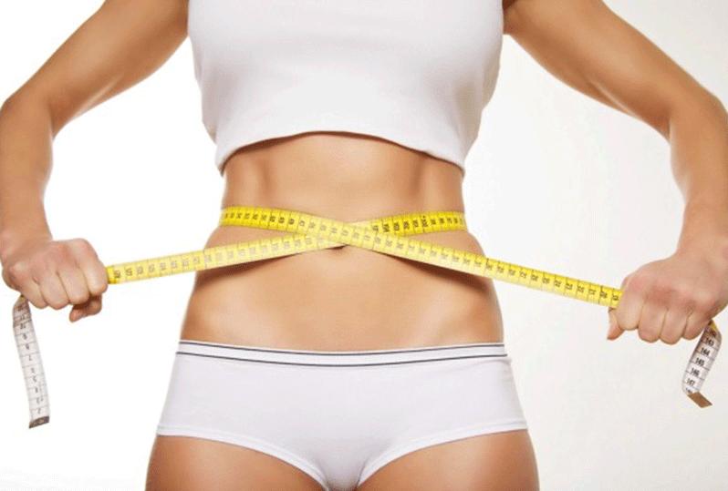 Если вес только немного превышает норму