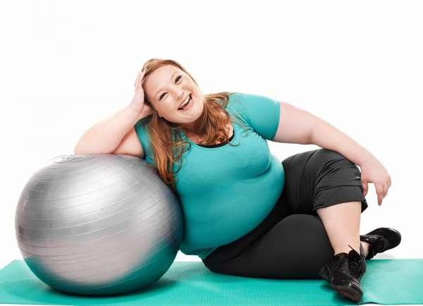 При ожирении первой степени