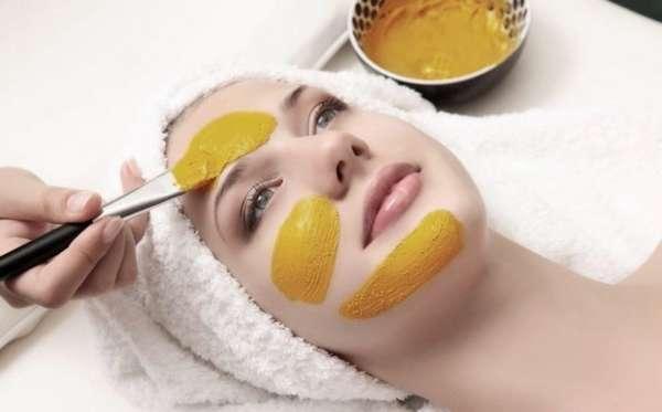 Использование горчицы в масках