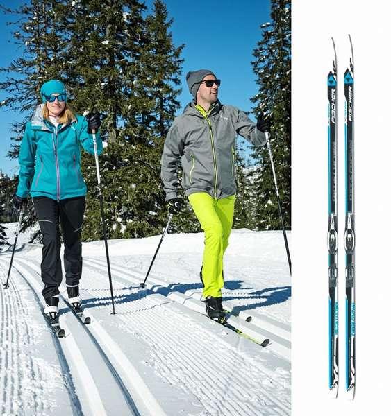 Лыжи, фото