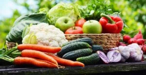 Поглощать сырые овощи